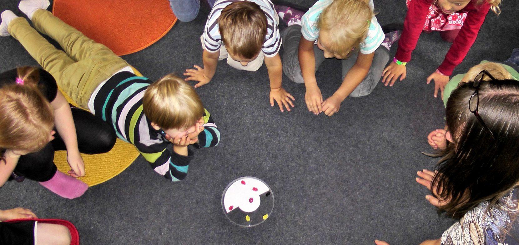 Kindertagesstätten im Kirchenbezirk Vogtland