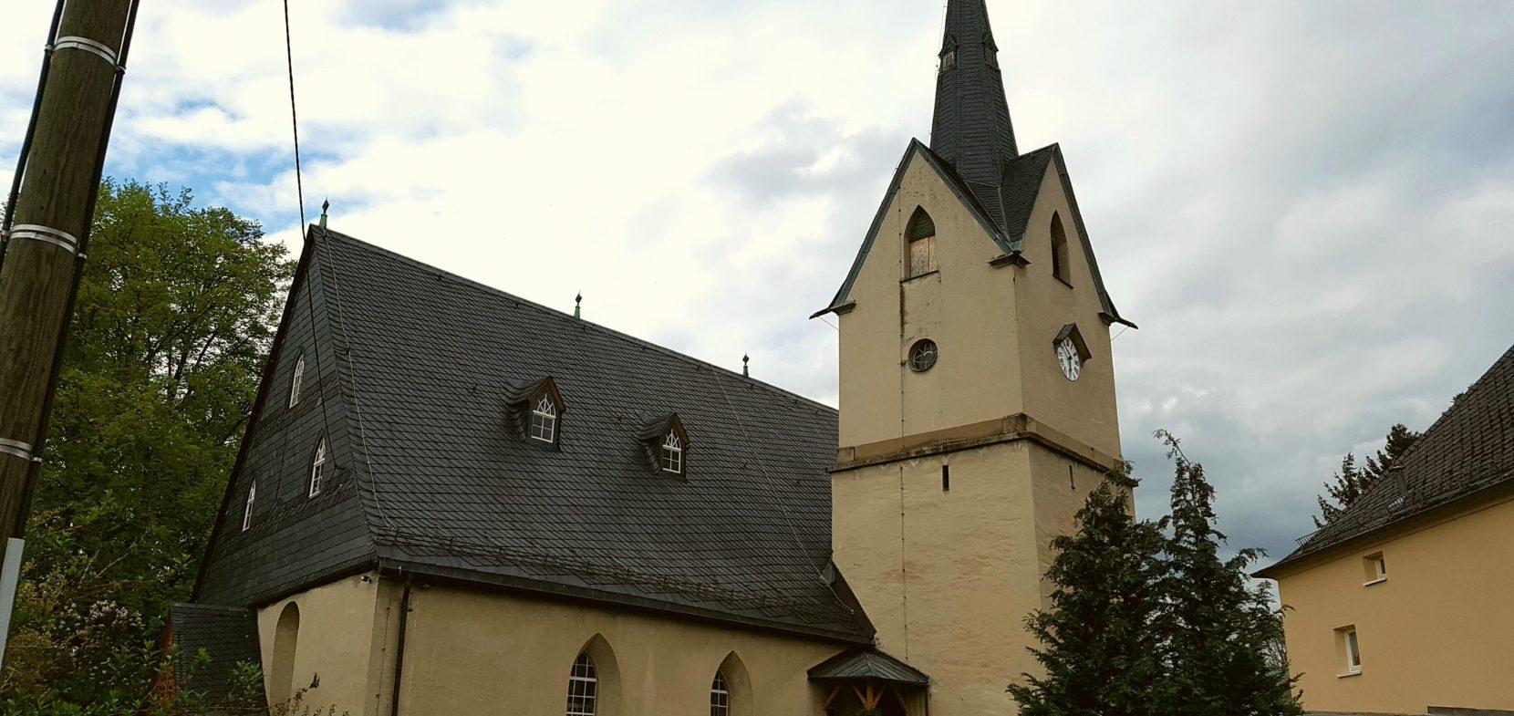 Ev.-Luth. Kirchgemeinde Theuma-Altensalz