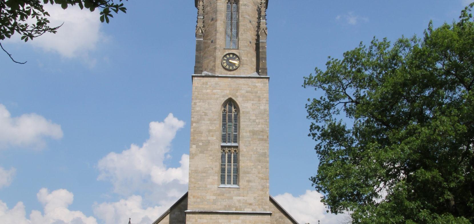 Kirchen der Ev.-Luth. Kirchgemeinde Falkenstein-Grünbach