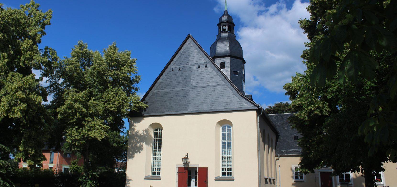 Ev.-Luth. Dreifaltigkeitskirchgemeinde Jocketa-Pöhl