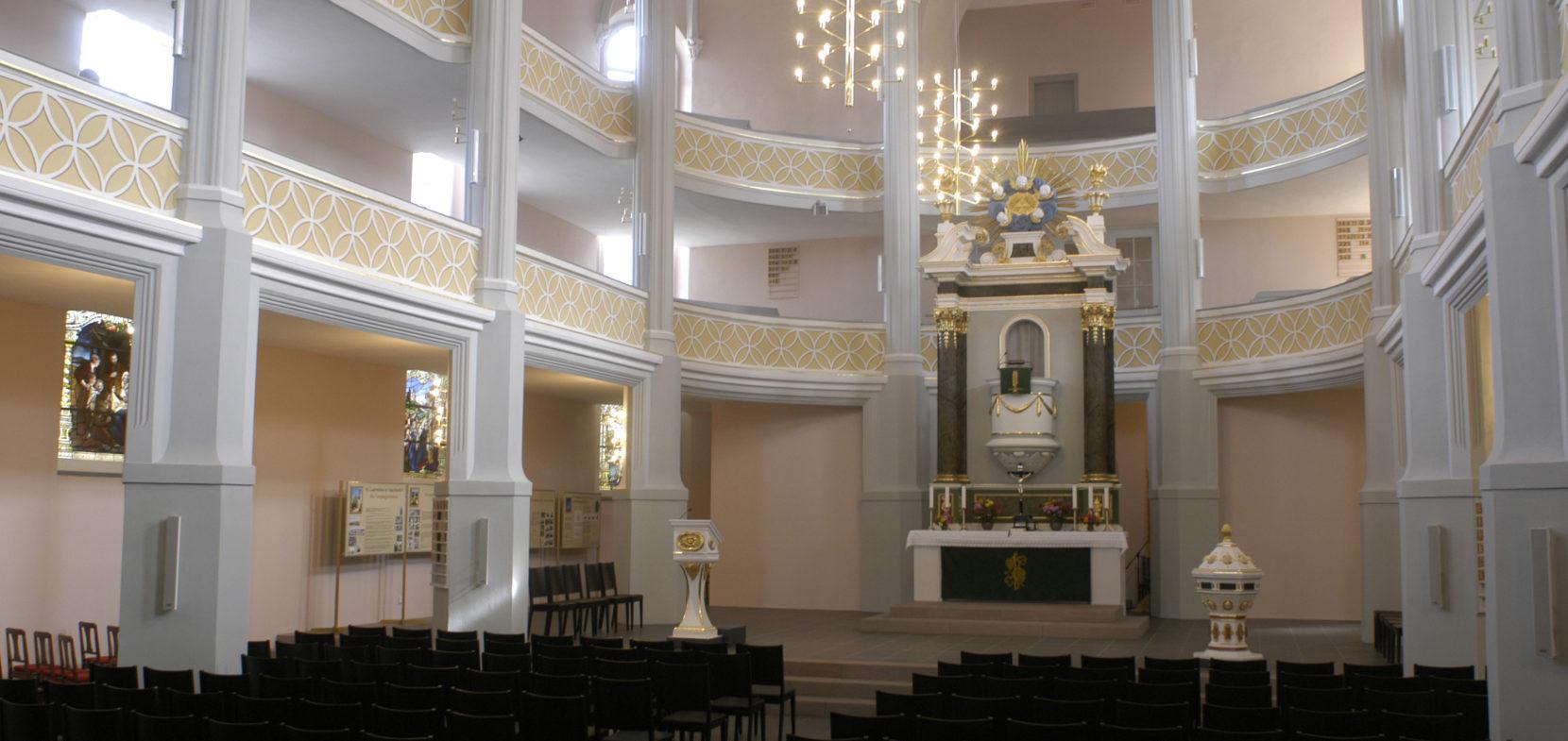 Auerbach – Kirchenmusikalisches Zentrum des Vogtlandes