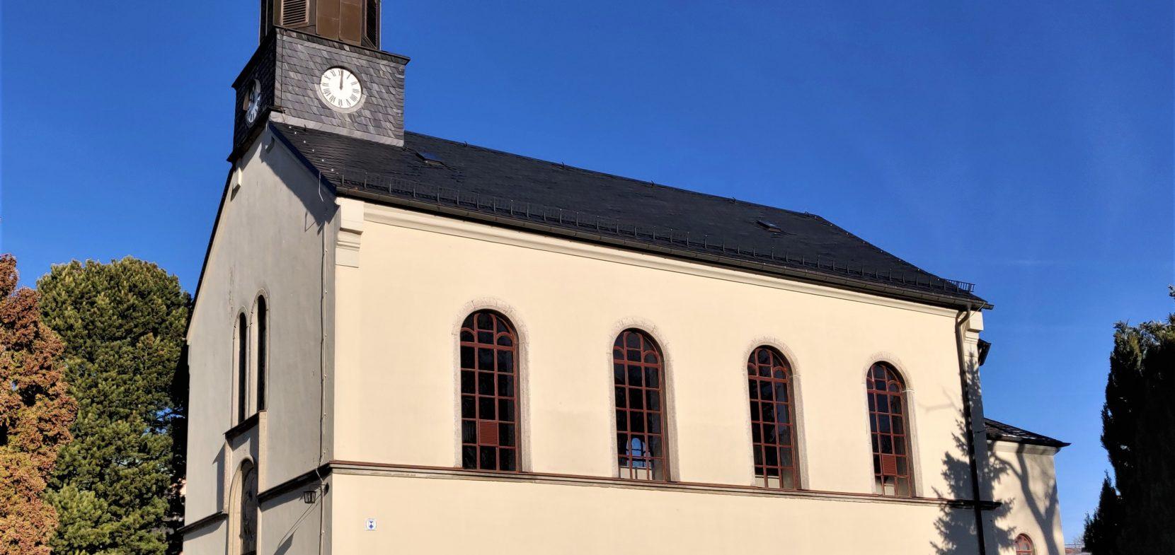 Ev.-Luth. Kirchgemeinde Reuth