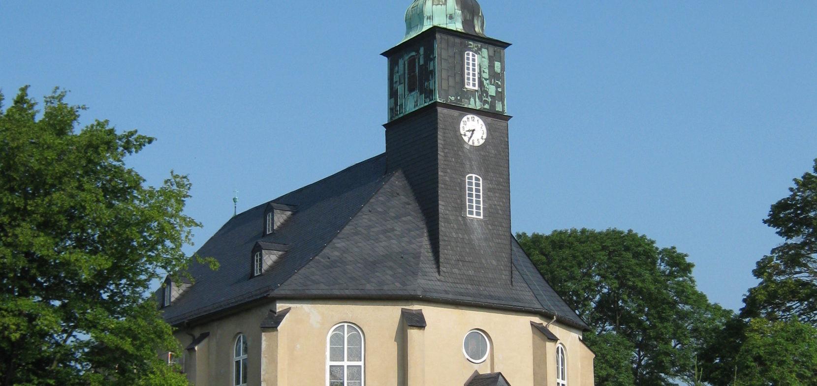 Ev.-Luth. Kirchgemeinde Rothenkirchen-Wernesgrün
