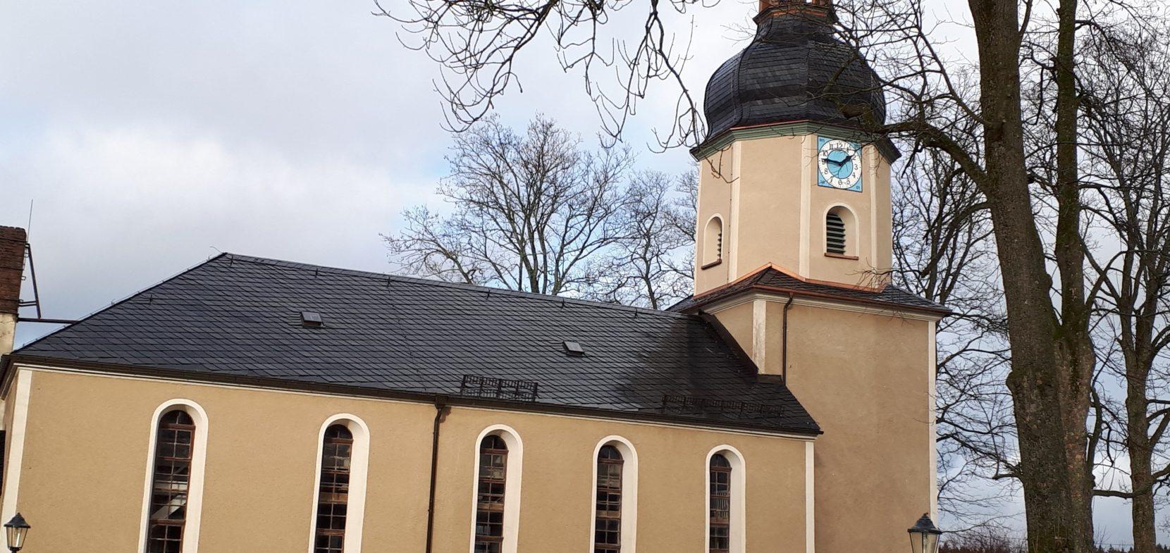 Ev.-Luth. Kirchgemeinde Bergen-Werda