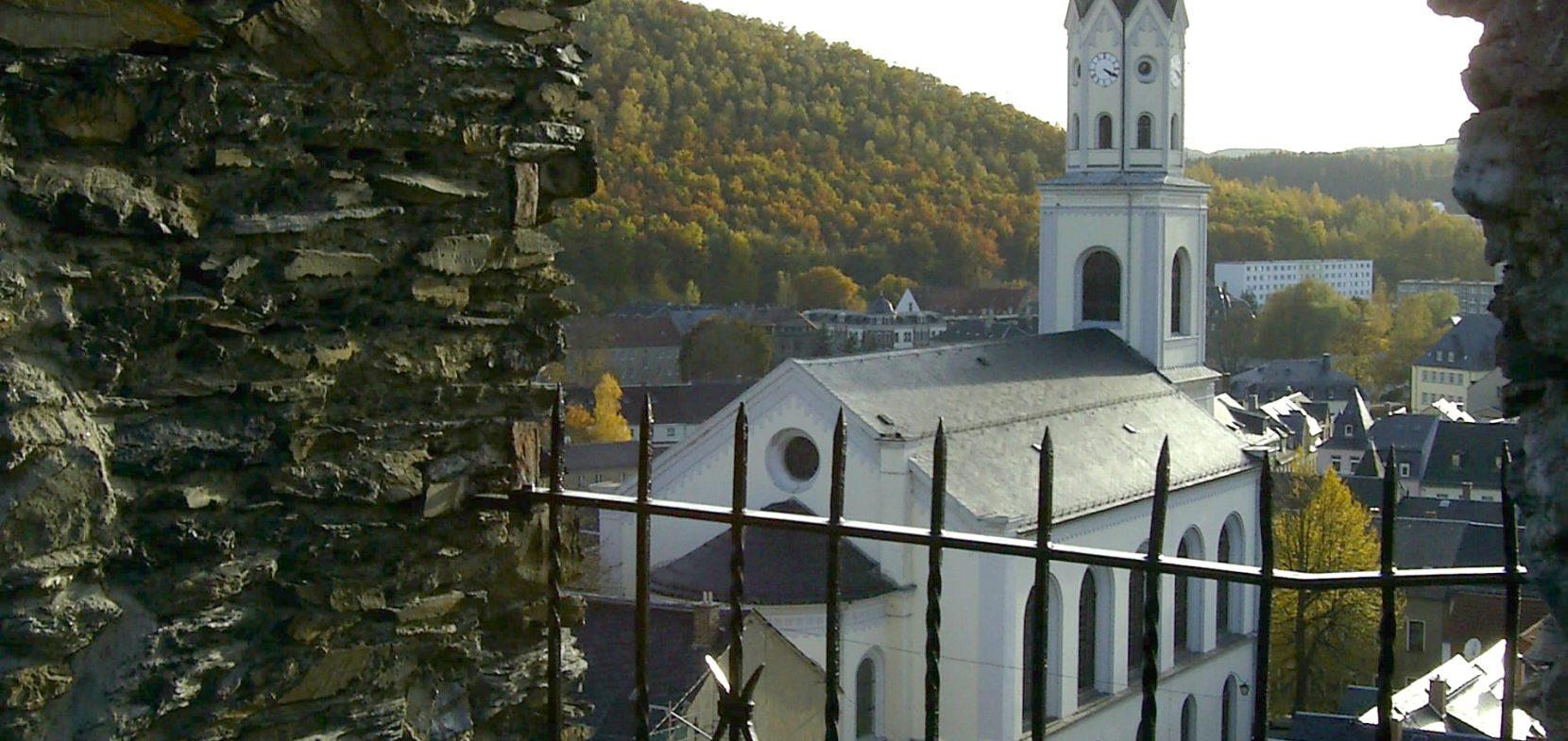 Ev.-Luth. Laurentiuskirchgemeinde Elsterberg
