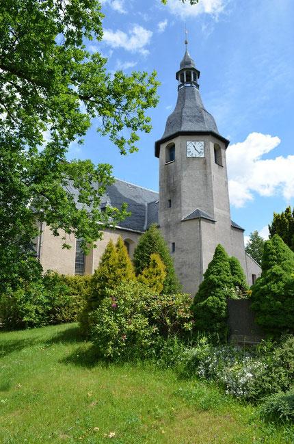 Ev.-Luth. Kirchgemeinde Waldkirchen-Irfersgrün