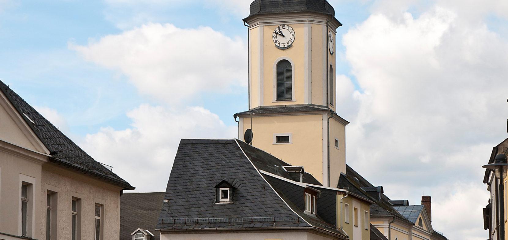Ev.-Luth. St.-Michaelis-Kirchgemeinde Pausa