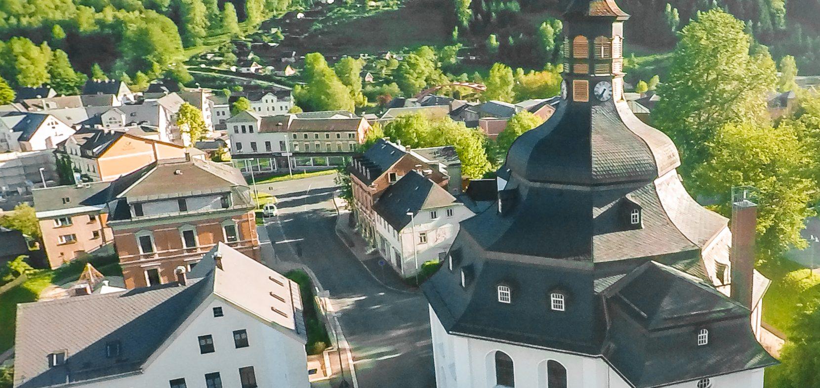 Ev.-Luth. Kirchgemeinde Klingenthal