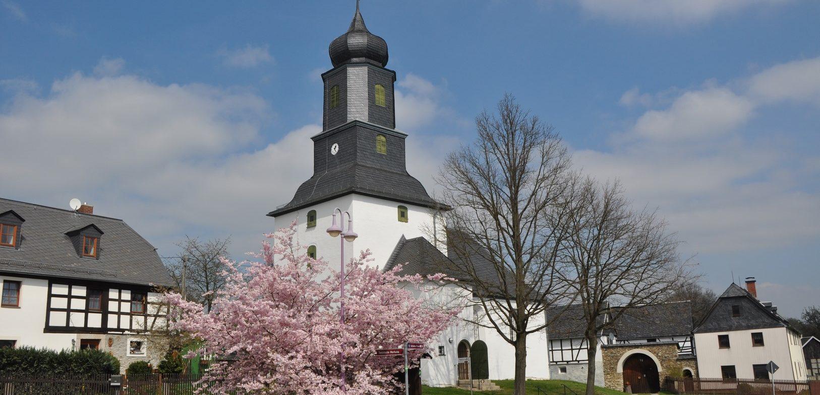 Ev.-Luth. Kirchgemeinde Steinsdorf