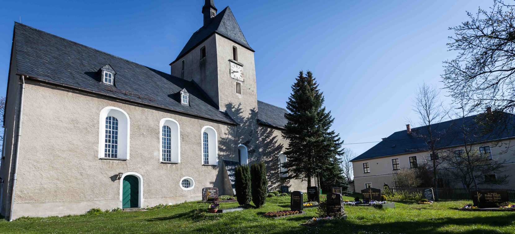 Ev.-Luth. Kirchgemeinde Thierbach-Ranspach-Langenbuch