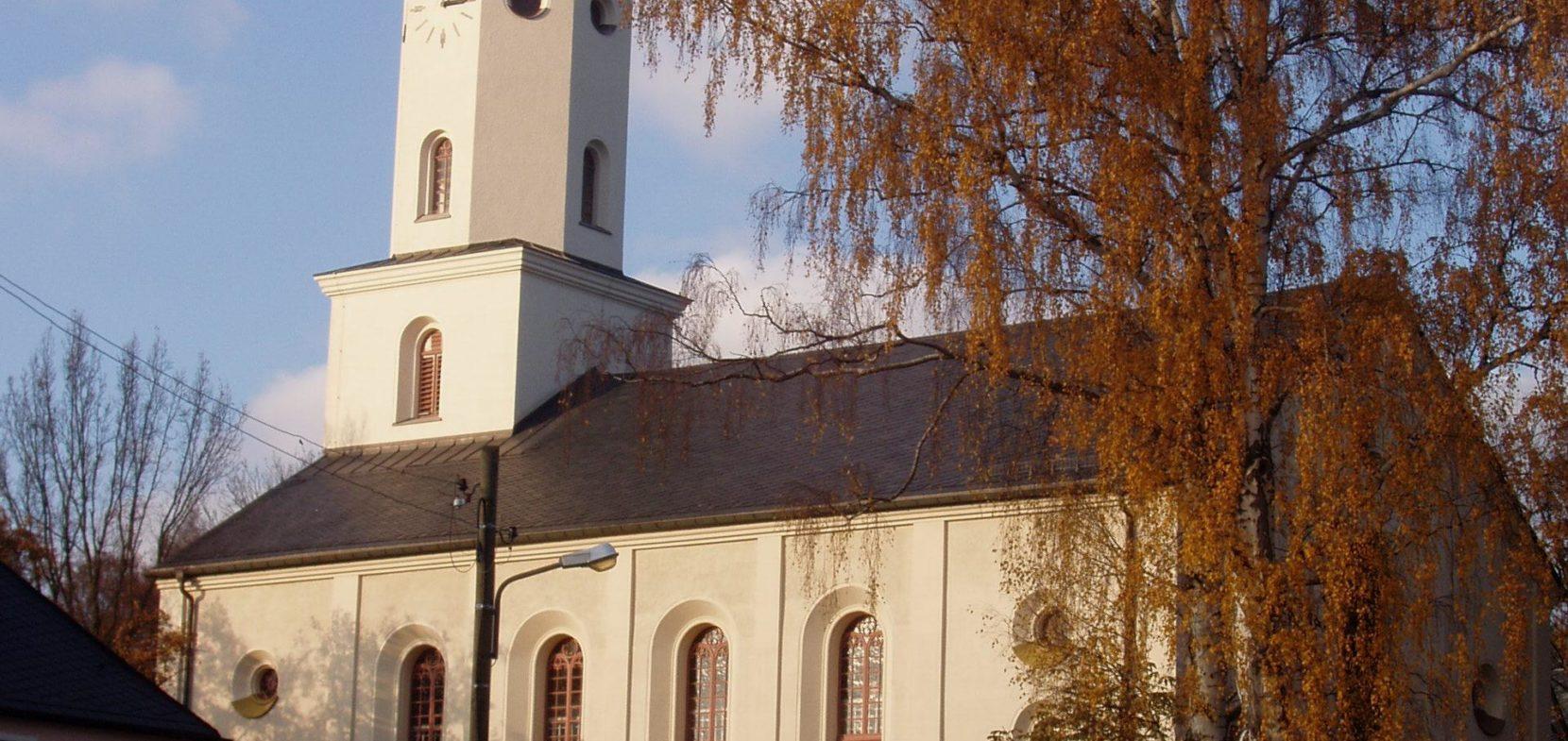 Ev.-Luth. Kirchgemeinde Bad Brambach-Schönberg