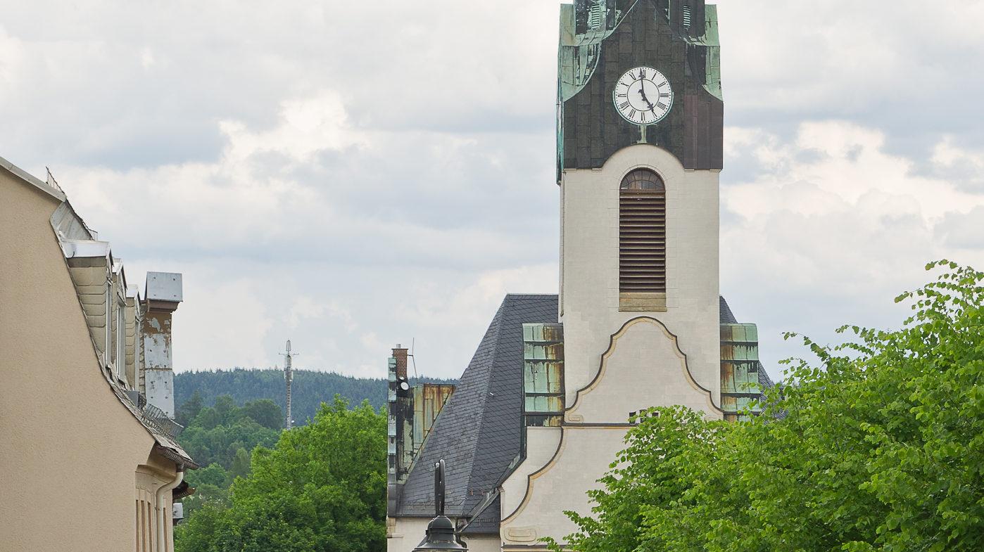 Ev.-Luth. St.-Michaelis-Kirchgemeinde Adorf